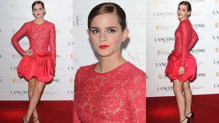 Inspiraţie pentru Valentine's Day: Emma Watson în Valentino