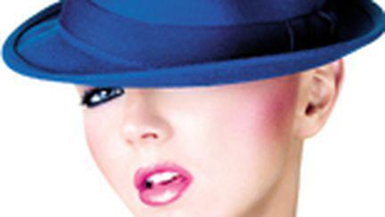 Pink make-up