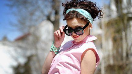 "DJ-ița Mădălina Vintilă, ""In the mood for La Dolce Vita"""