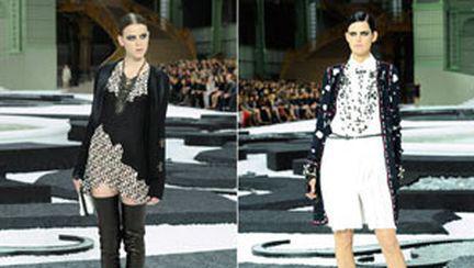 Chanel, colectia de primavara vara 2011