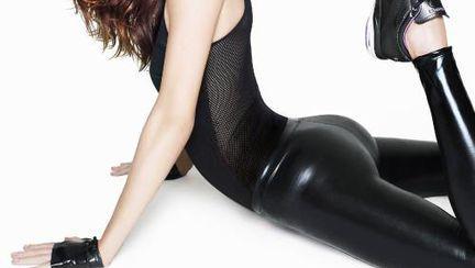 Miranda Kerr, o sportivă sexy.  Vezi pozele!