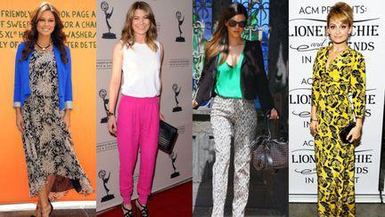 Paşte 2012: 8 ţinute colorate în tendinţe