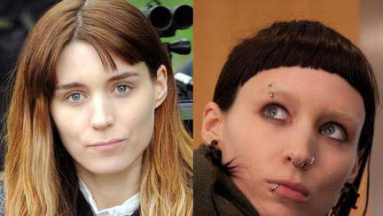 Rooney Mara, schimbare spectaculoasă de look