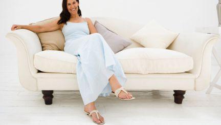 Canapeaua, piesa de rezistenţă.  2 secrete care te va ajuta să o alegi