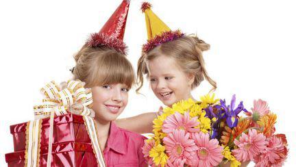 1 iunie 2012: cadouri haiose pentru copii