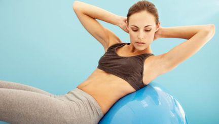 Top 5 cele mai bune exerciţii pentru un abdomen plat