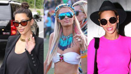 Vară 2012: cele mai trendy modele de ochelari de soare