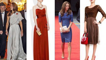 Inspiră-te din stilul lui Kate Middleton: 3 rochii pe care să ţi le cumperi!