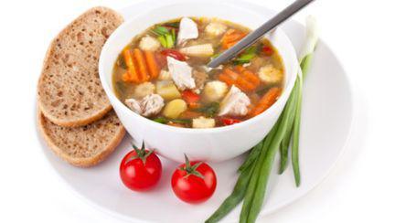 Reţetă: Supă de legume picantă