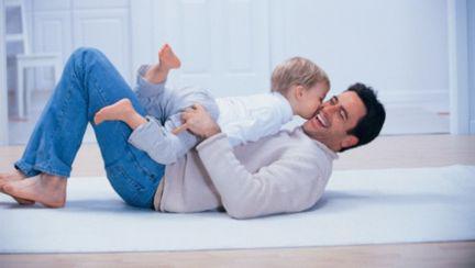 Familia ta: Cum îţi convingi bărbatul să fie un tată dedicat?