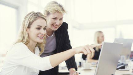 Intrigi la birou:Adevărul despre femeile ajunse şefe