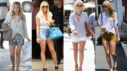 Modă 2012: cele mai cool perechi de pantaloni pentru vară