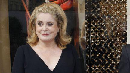 Poze: îți vine să crezi că are 68 de ani? Uite ce bine arată Catherine Deneuve!