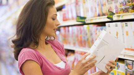 Etichetele alimentelor, schimbate din decembrie
