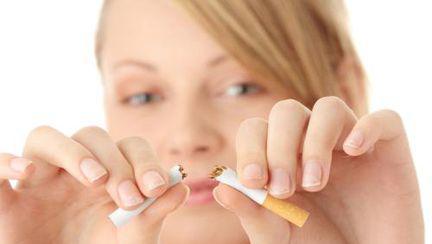 Cum să te laşi de fumat cu ajutorul naturii
