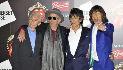 Foto: The Rolling Stones a împlinit 50 de ani de existenţă