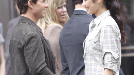 Foto: Tom Cruise şi-a găsit o nouă iubită