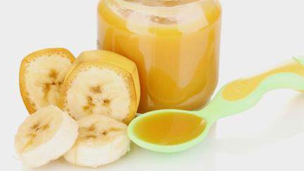 Gem de banane cu ghimbir