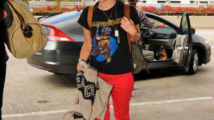 Vedetele au ales: Tricourile glam rock