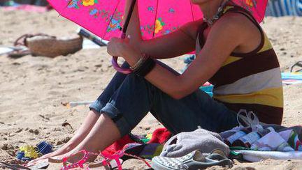 Poze: Gwen Stefani, la plajă cu familia! Vezi cum s-au distrat!