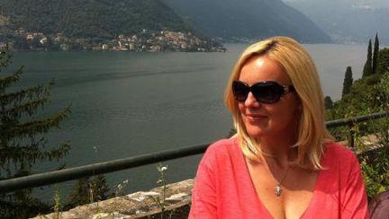FOTO: Oana Andoni, în vacanţă în Italia