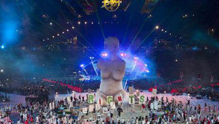 Jocurile Paralimpice 2012: Cele mai frumoase poze de la deschidere