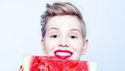 Reţete: Dieta cu pepene roşu subţiază silueta
