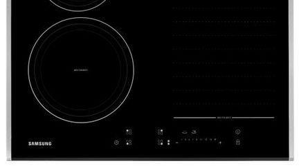 (P) Angajează-ţi un ajutor permanent în bucătărie: plita premium cu inducţie de la Samsung!