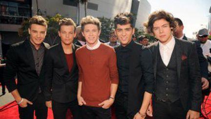 One Direction, printre cei mai bogaţi britanici ai anului!