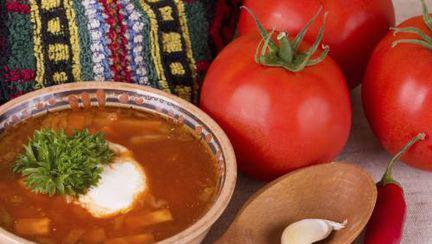 REŢETE TOAMNĂ: Borş de legume