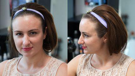 VIDEO Beauty: Cum să îţi faci singură o coafură retro cu păr creponat!