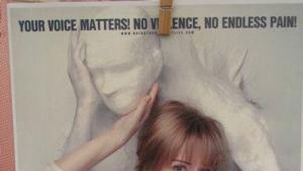 Spune NU violenţei domestice
