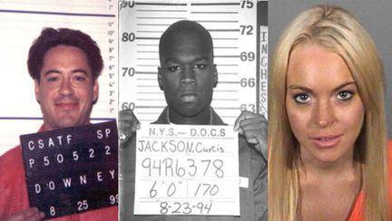 FOTO: Vedete la puşcărie! Vezi cum arată celebrităţile după gratii