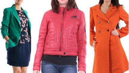 Tendinţe toamnă 2012: 5 jachete şi paltone colorate la preţuri accesibile