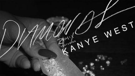 """Rihanna feat. Kanye West – """"Diamonds Remix""""!"""