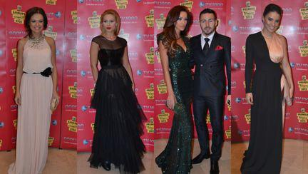 Premiile TV Mania 2012: Uite ce rochii superbe au purtat vedetele!