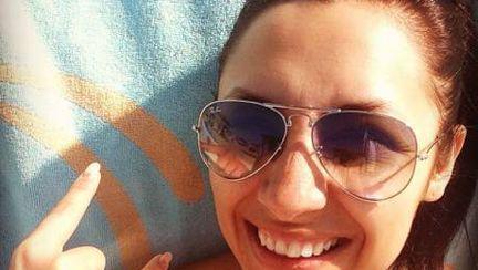 Măruță s-a întors, dar Andra se bucură de vacanță în Dubai. Vezi FOTO cu ea la plajă!