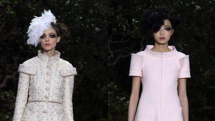Săptămâna modei la Paris: Prezentarea Chanel primăvară-vară 2013