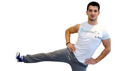 VIDEO PENTRU ÎNCEPĂTORI: Tips by Neby, noul program de fitness pentru acasă!