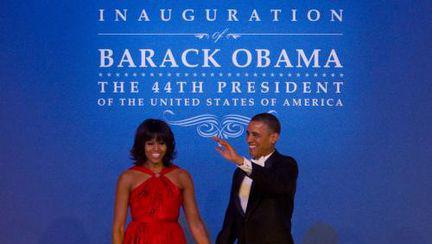 Poze: Ce familie frumoasă! Barack Obama şi fetele lui la ceremonia de învestire