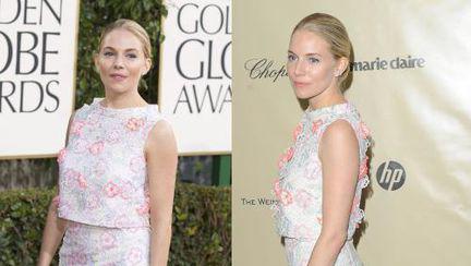 Hot or not? Tu ce părere ai de rochia Siennei Miller?