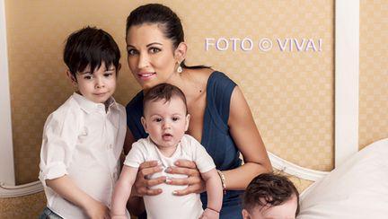 Vedete: Cele mai frumoase mame ale anului 2012