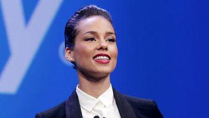 Alicia Keys s-a transformat într-o business woman