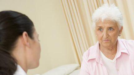 Depresia la bătrâni, o afecţiune frecvent trecută cu vederea