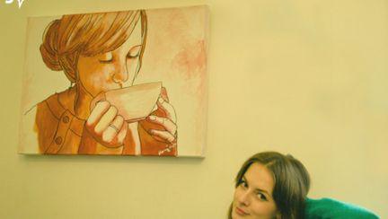 (VIDEO) O nouă cafenea în oraş – Coftale!