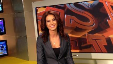 Geanina Ilieş, de la Oscar, direct pe stadion! Uite ce transformare!