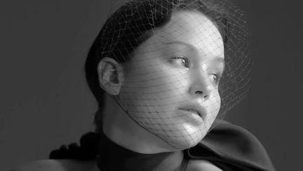 Video: Jennifer Lawrence, superbă în noua campanie Miss Dior