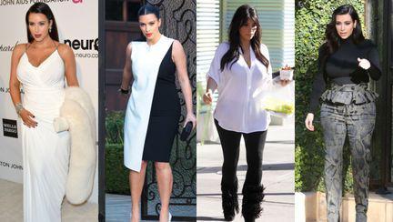 STILUL Kim Kardashian: ce haine să porţi şi ce să eviţi dacă eşti însărcinată