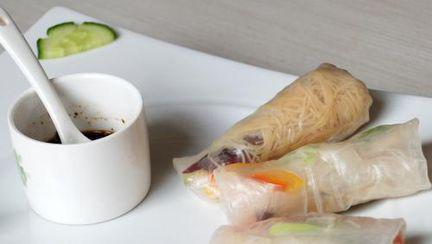 Raw food: Pacheţele de primăvară cu legume! (Video)