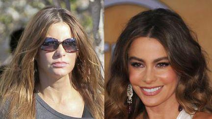 Ce diferenţă! Uite cum arată Sofia Vergara nemachiată!
